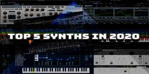 5 Best Synths For EDM In 2020